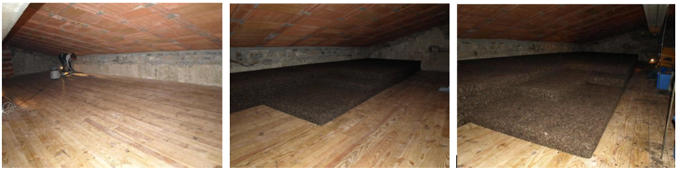 isolation combles en li ge g nie bioclimatique. Black Bedroom Furniture Sets. Home Design Ideas
